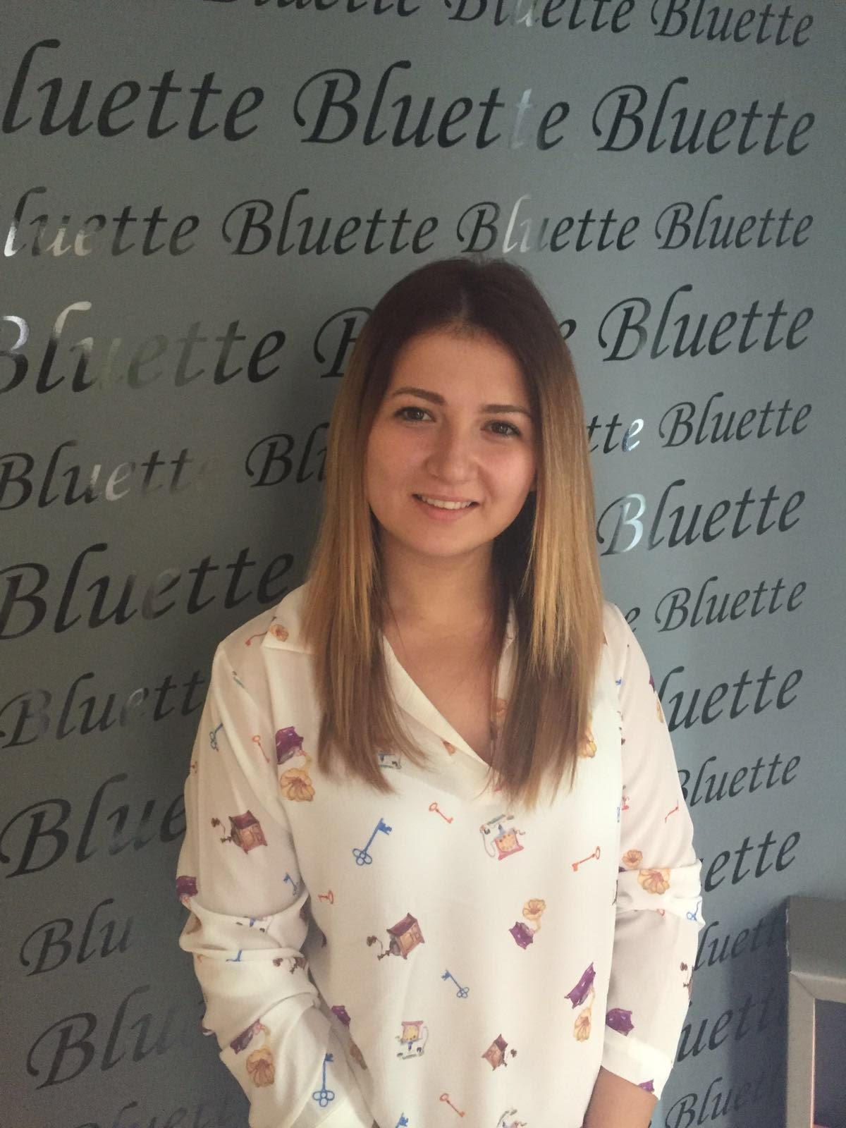 Manaloiu Andreea - Hairstylist