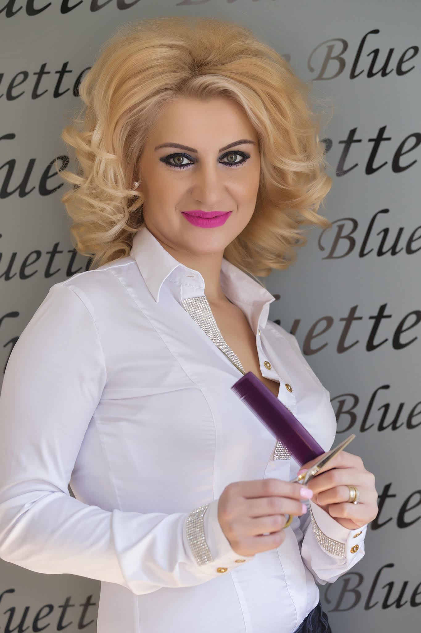 Petteu Georgiana - Hairstylist