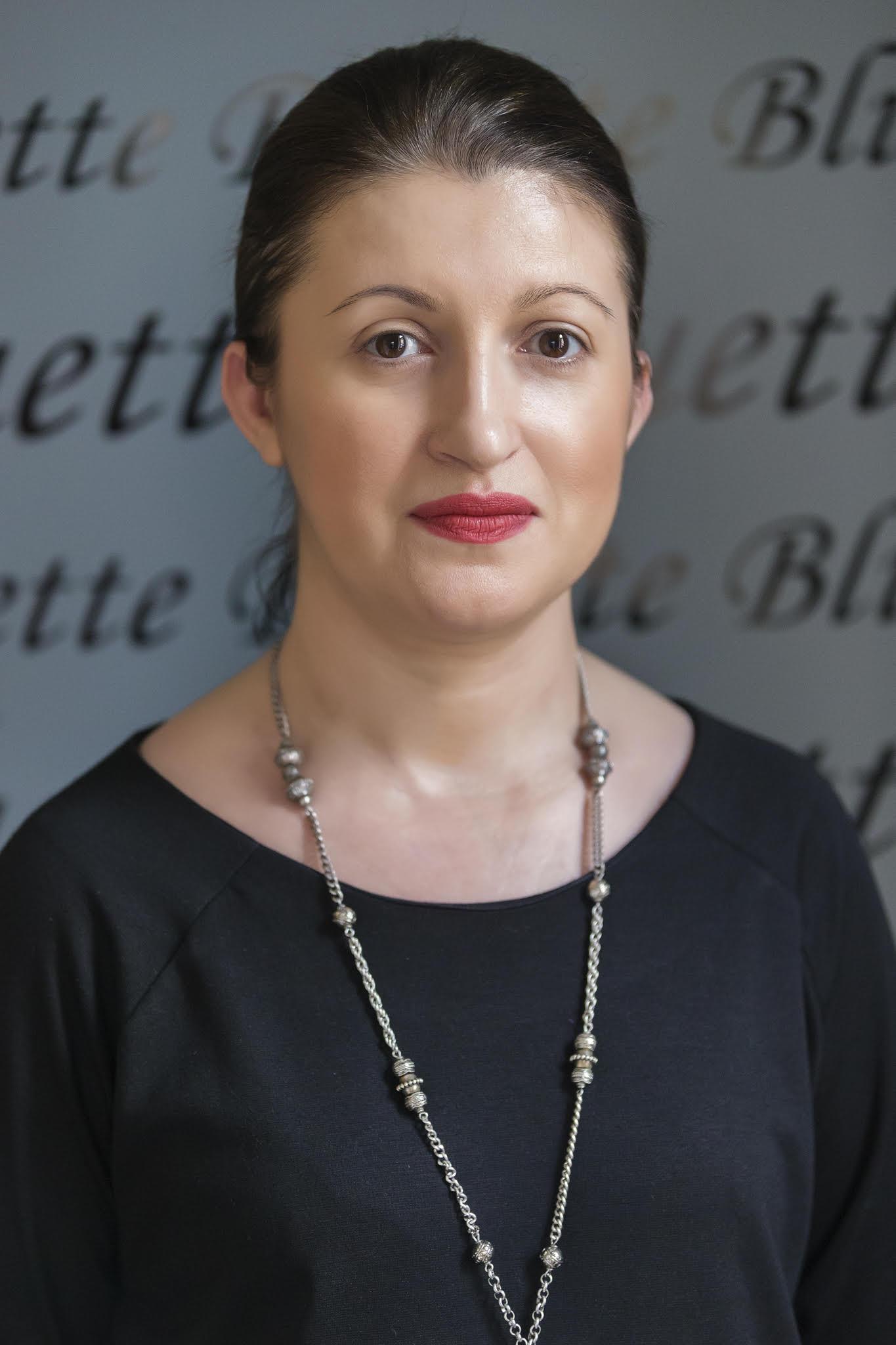 Rucareanu Daniela -  Cosmetician & make-up artist